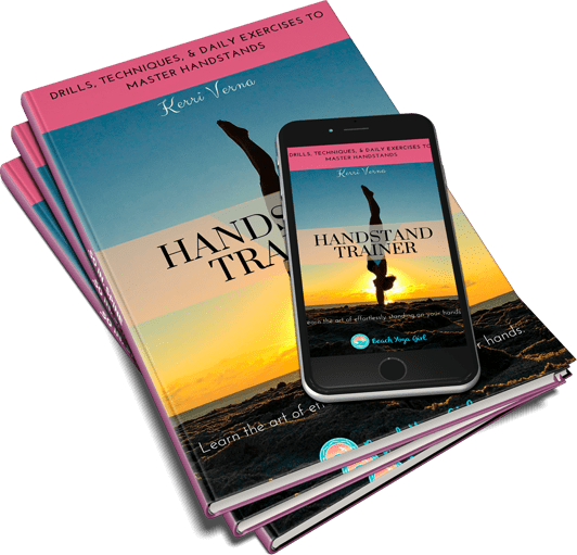 Learn How to Handstand with my Ebook