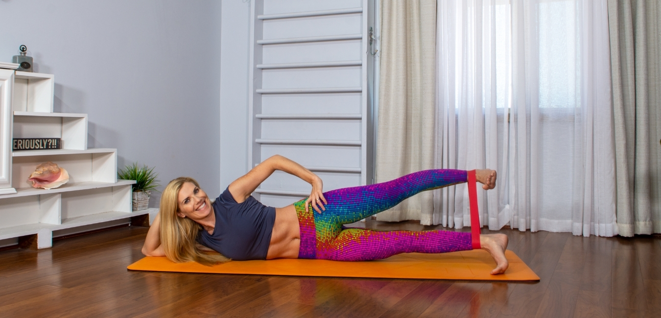 At-home Yoga and Pilates