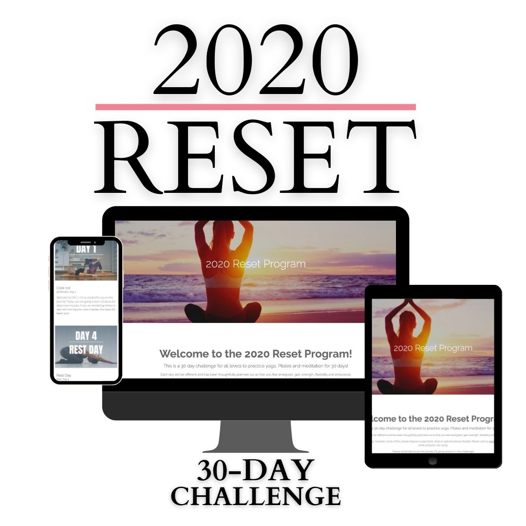 2020 Reset Home workout