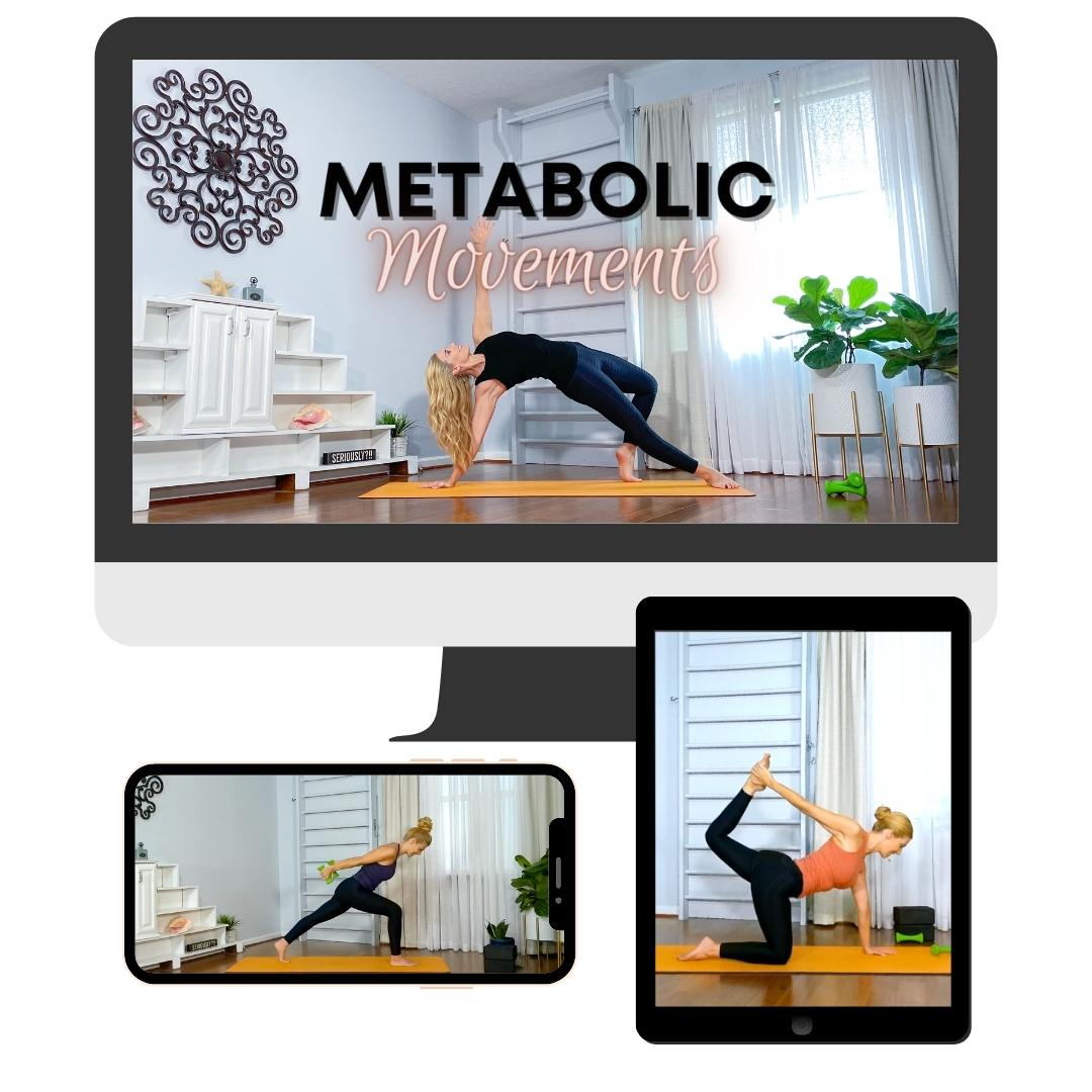 Metabolic Movements home workout